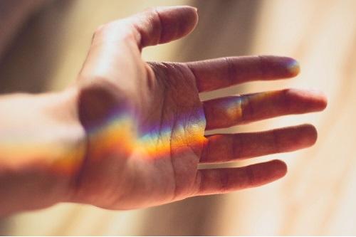 zdjęcie dłoni