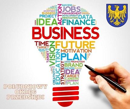 logo projektu Południowy Okęg Przedsiębiorczości